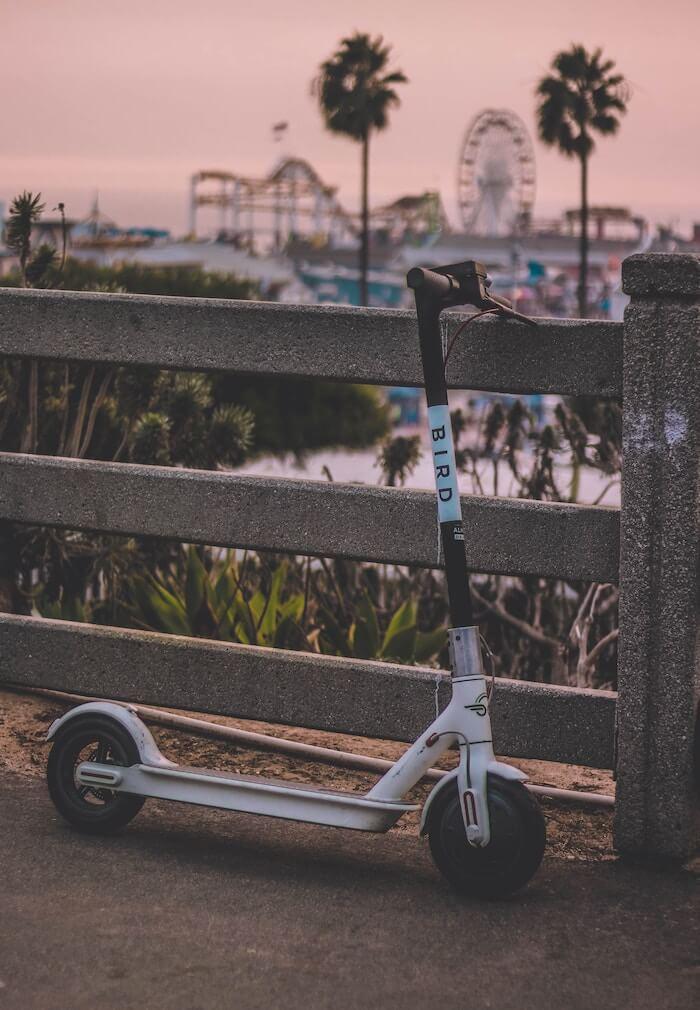der beste e scooter Test