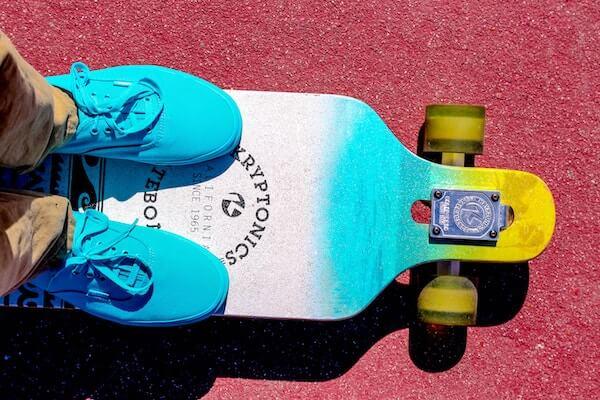 E Skateboard Rollen Räder Kugellager