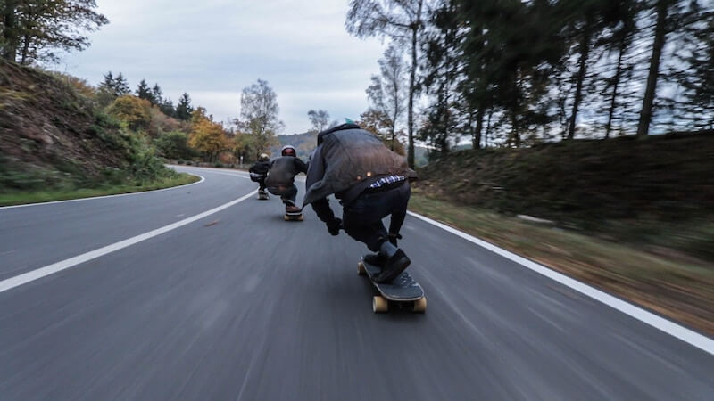 E-Skateboard wie schnell