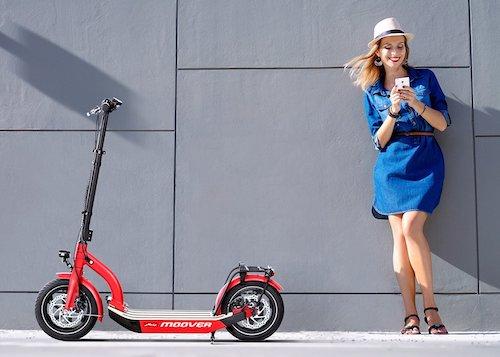 größere Elektro Scooter