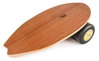 Balanceboard aus Holz