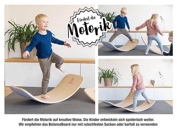 Balance Board für Kinder Test